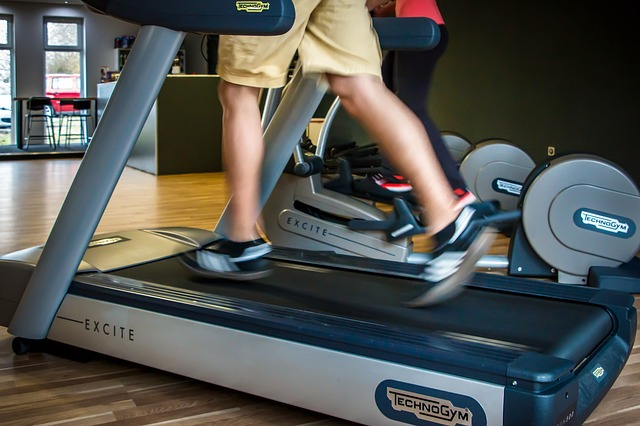 Treadmill desks and exercise bike desks for the healthy office