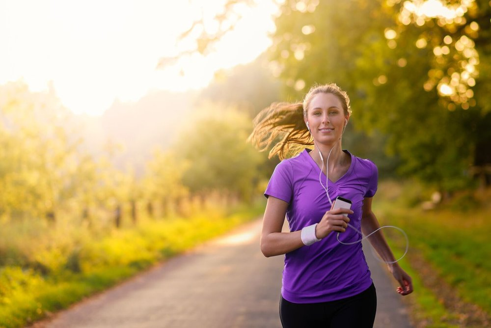 Lunchtime exercise: workplace wellbeing initiative: 5k run