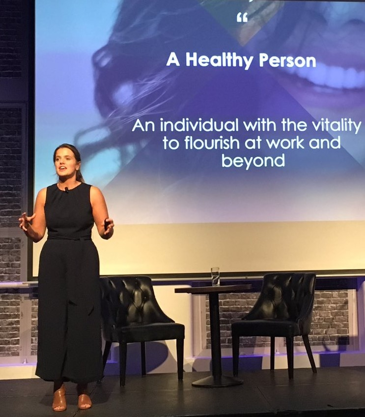 Fania Stoney Healthy Place to Work and Great Place to Work Ireland