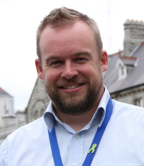 Donal Scanlon Mental Health First Aid Ireland