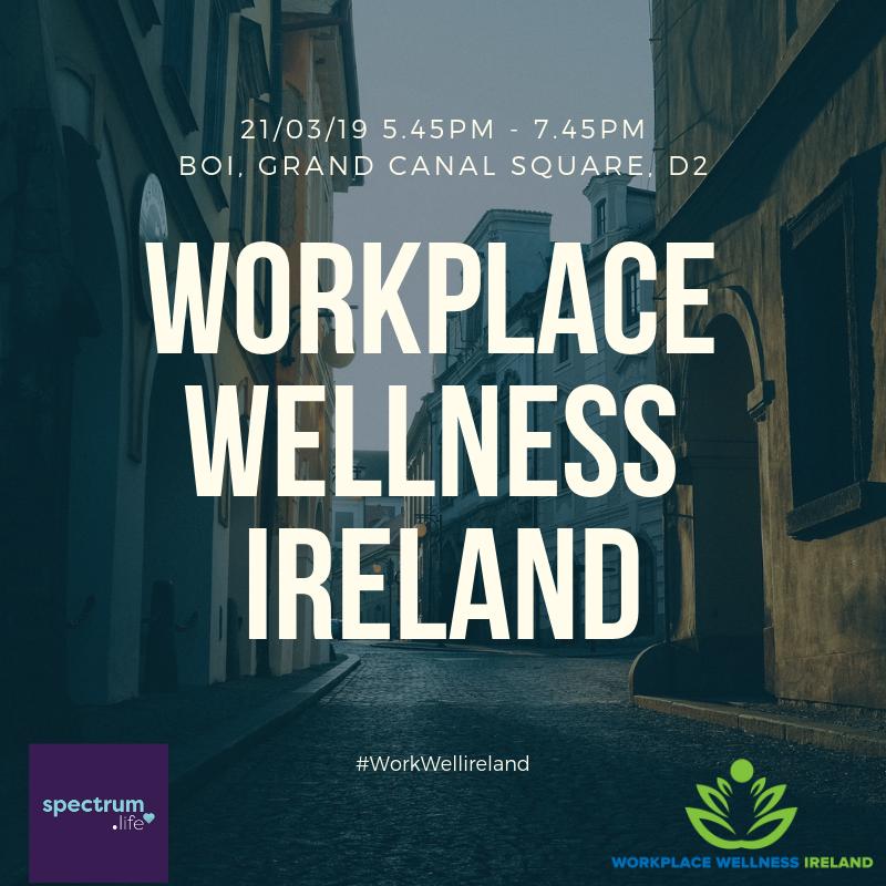 Workplace Wellness Ireland event