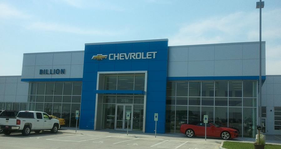 Billion Chevrolet-GMC-Cadillac (Iowa City, Iowa) 2.jpg