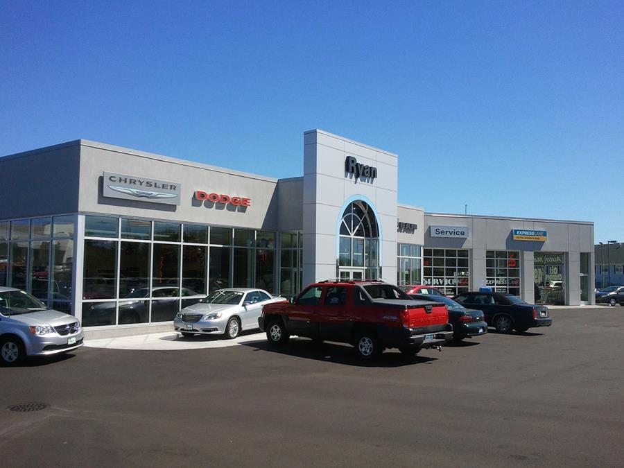 Chrysler Dodge Jeep Ram Darwin Lindahl Architects P A