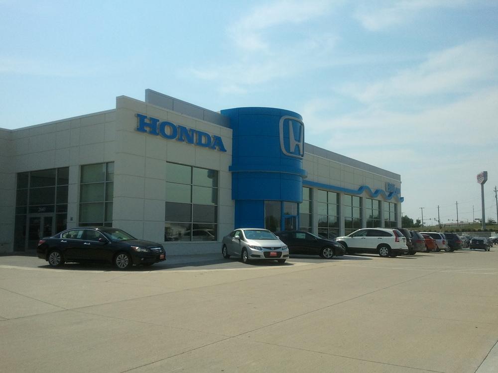 Honda Iowa City >> Billion Honda Iowa City Ia Darwin Lindahl Architects P A