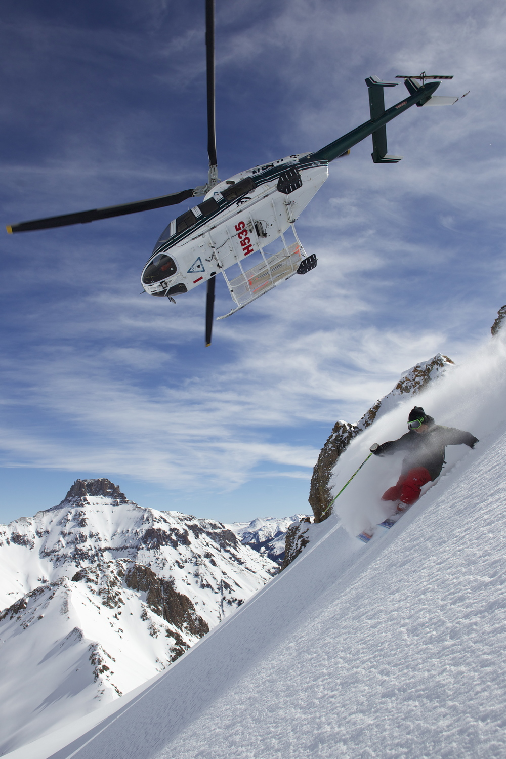 Air Resources - Helicopter Services