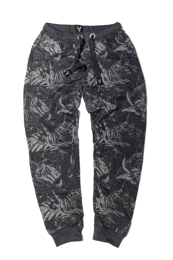 Mens Grey Patterned Joggers Perfect Fit Gear Adorable Mens Patterned Joggers