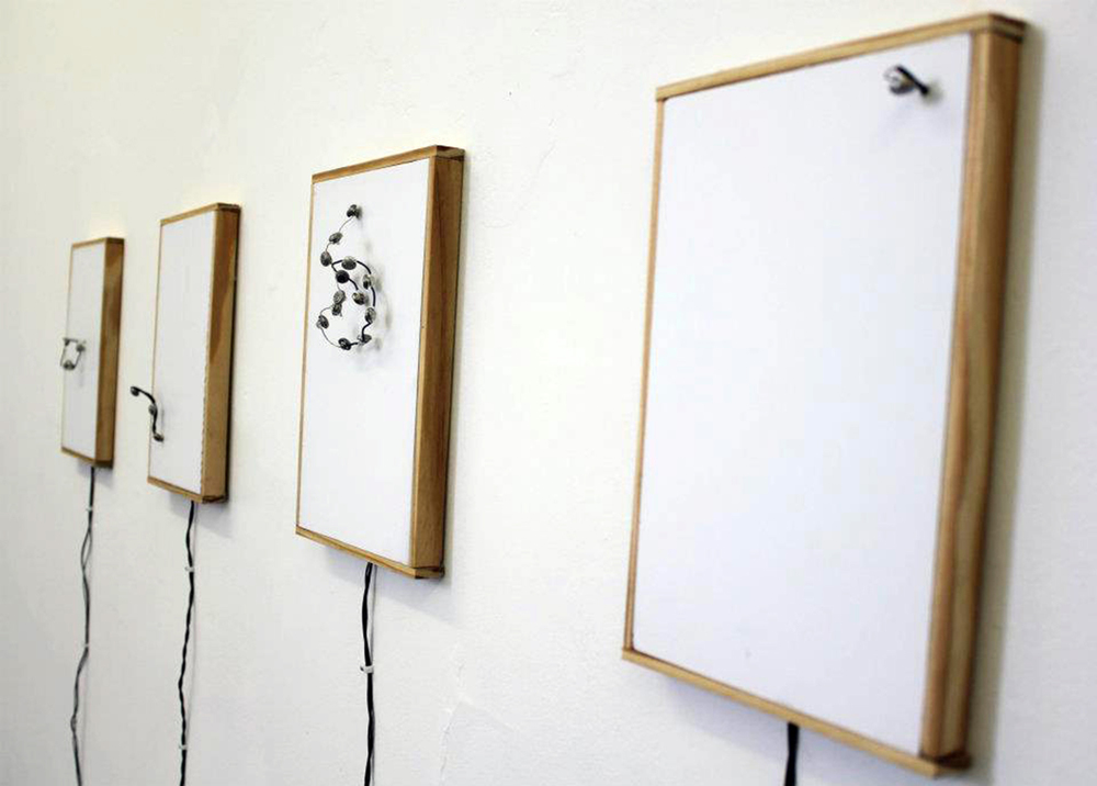 Richard Carr, Being Honeyed, Installation Shot, 2012.jpg
