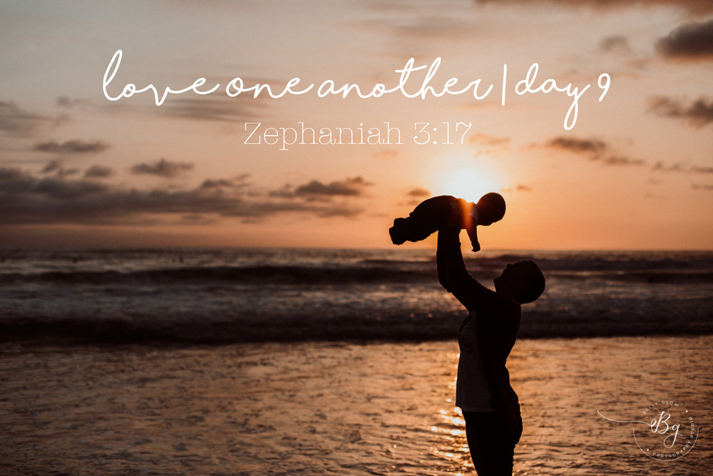 """Love One Another Day 9 