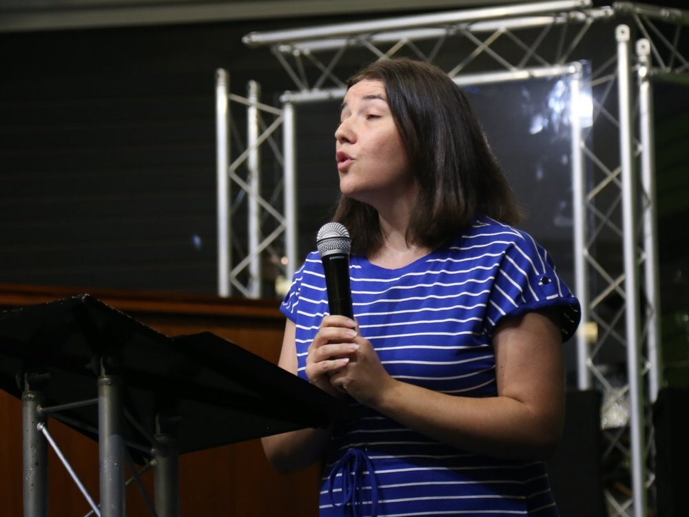 Join us for Bible Study - Wednesdays @ 6:45 p.m.