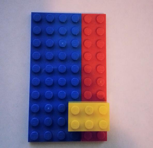 Lego Brick Probability Space