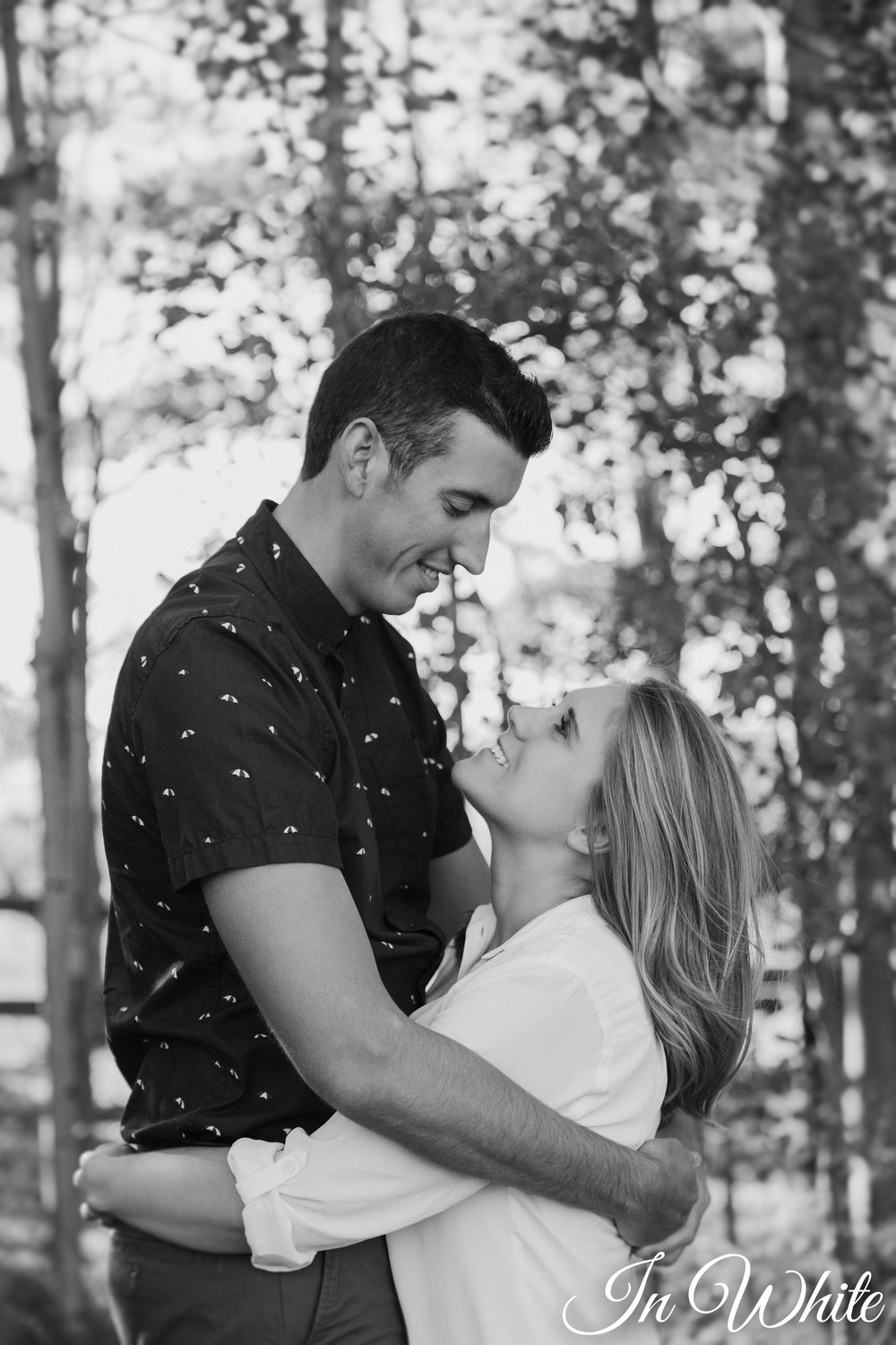 YEG engagement photos