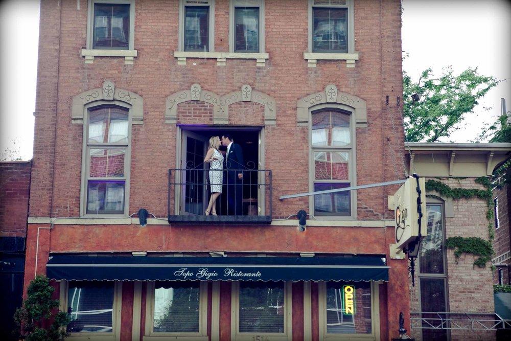 Destination wedding filmmaker