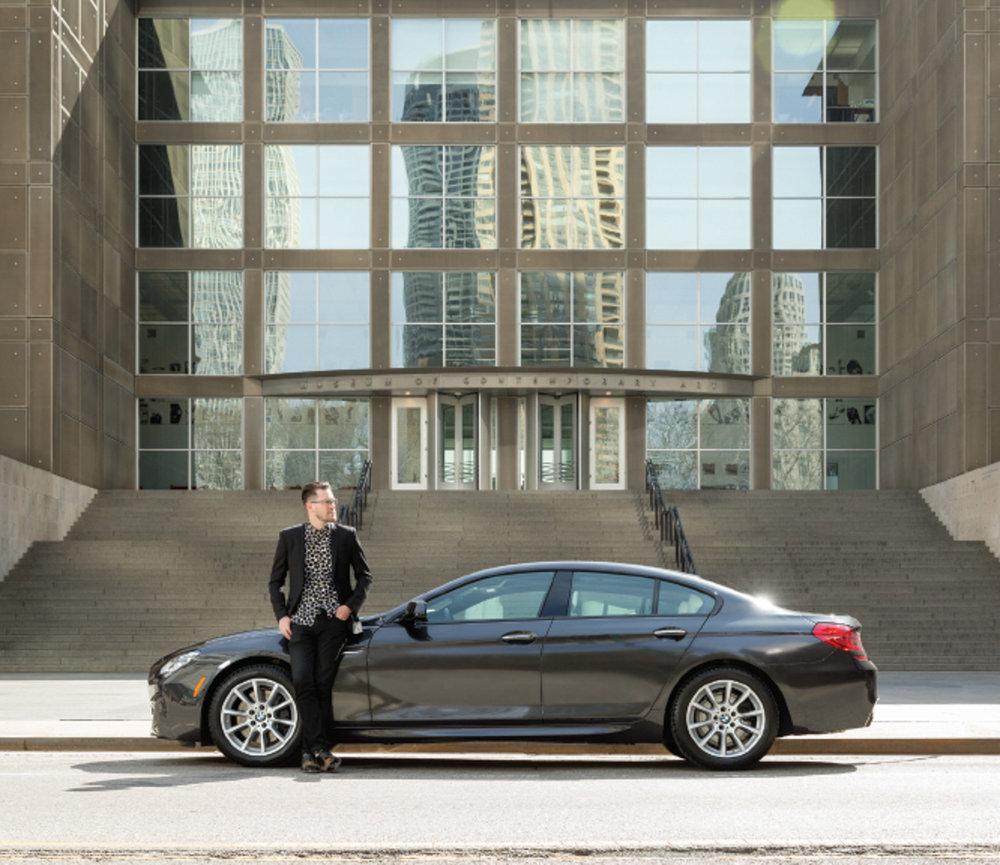 BMW // MODERN LUXURY