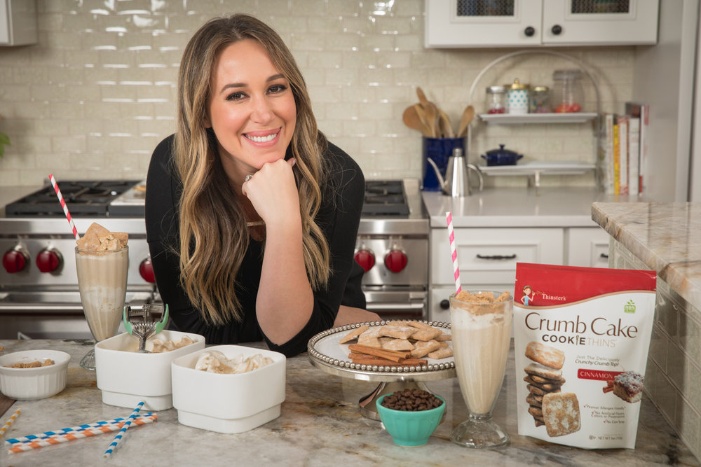 MRS. THINSTER'S // HAYLIE DUFF