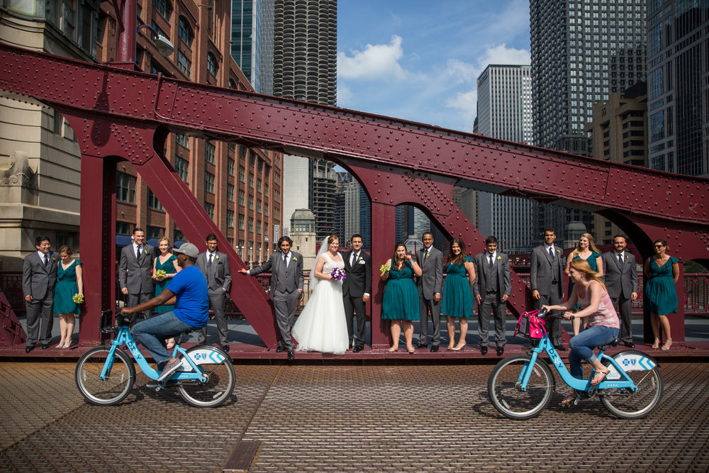 wedding photographers in chicago