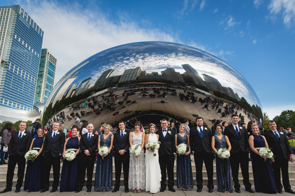 top wedding photographer Chicago