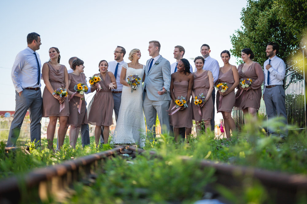Chicagoland wedding photographer