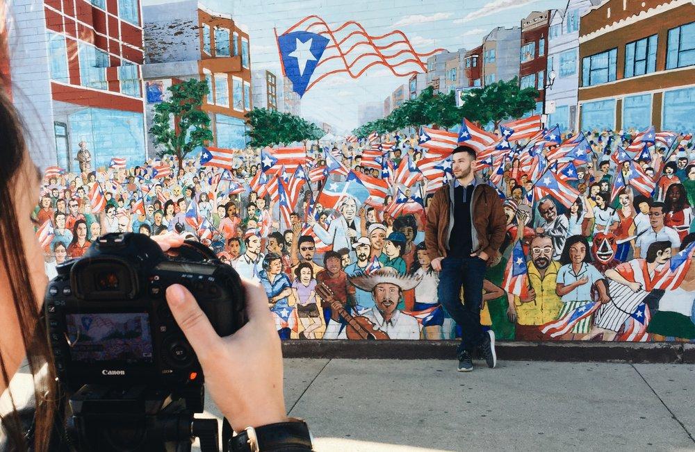 Chicago documentary filmmaker