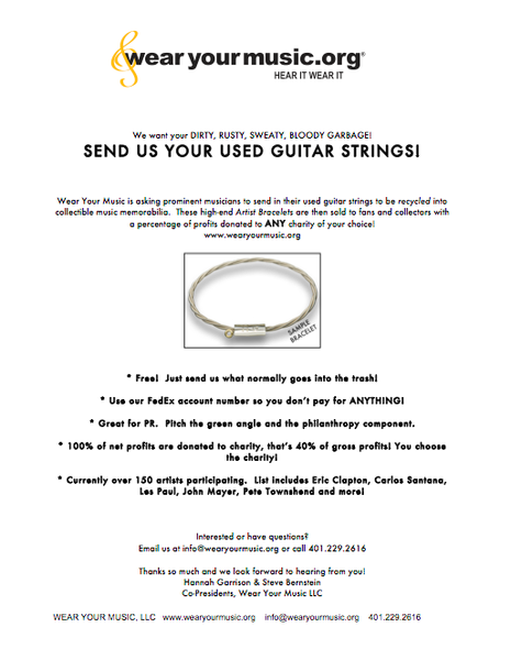 guitar string bracelet, whosestringsareyouwearing, wearyourmusic, whose strings are you wearing, wear your music, guitar music, gifts, rock star, music, guitar, guitar strings John Mayer