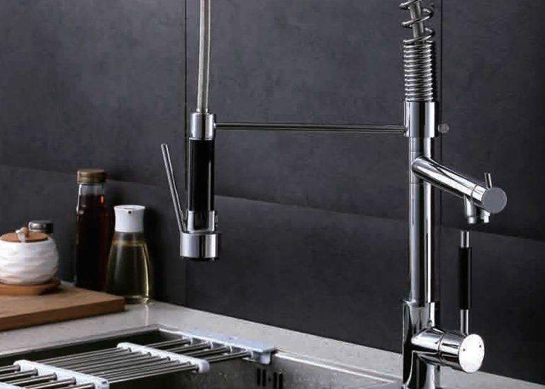 FAUCETS - KITCHEN