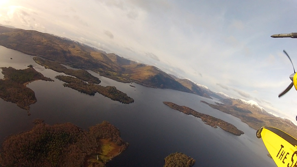 Loch Lomond looking North