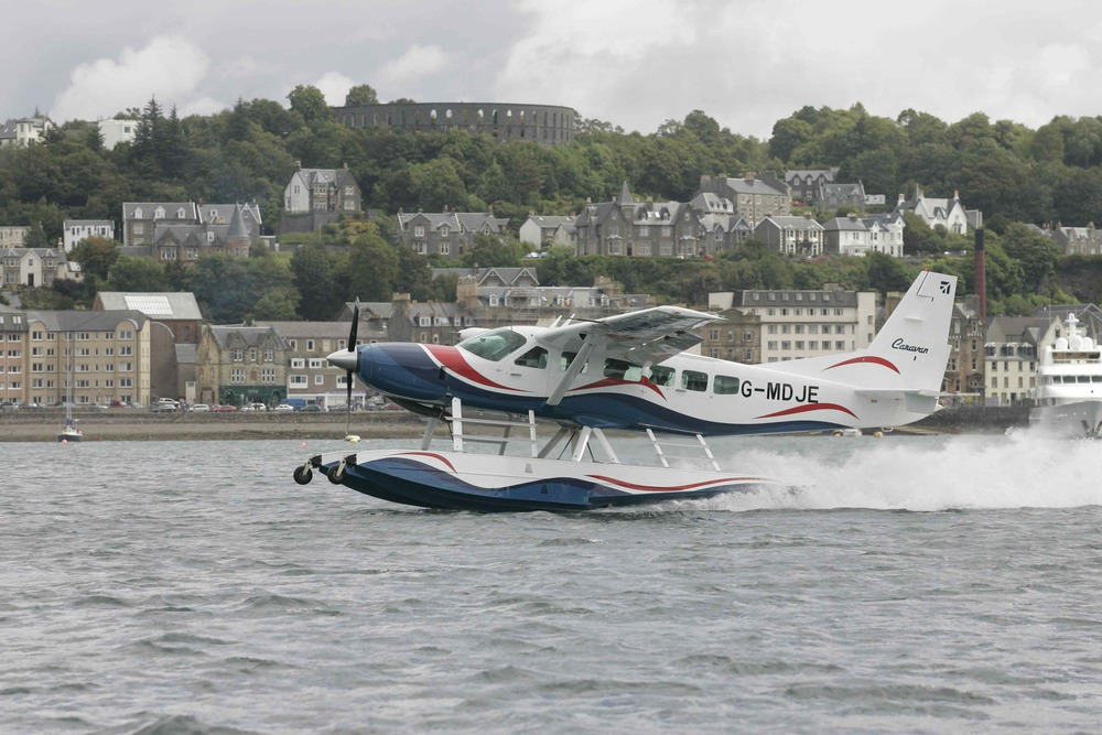 Take-off - Oban