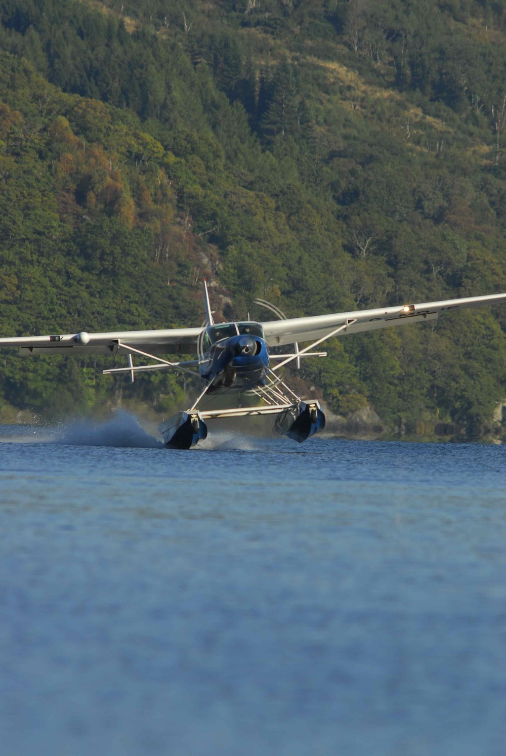 Take-off, Loch Lomond