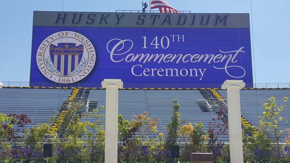 UW Graduation 2015 SeattleGCC - تخرج جامعة واشنطن ٢٠١٥ البيت الخليجي