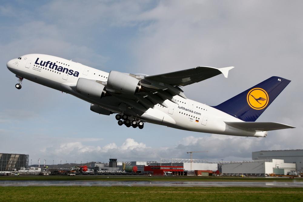 شركة الطيران لفتهانزا
