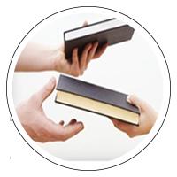 إستعارة الكتب