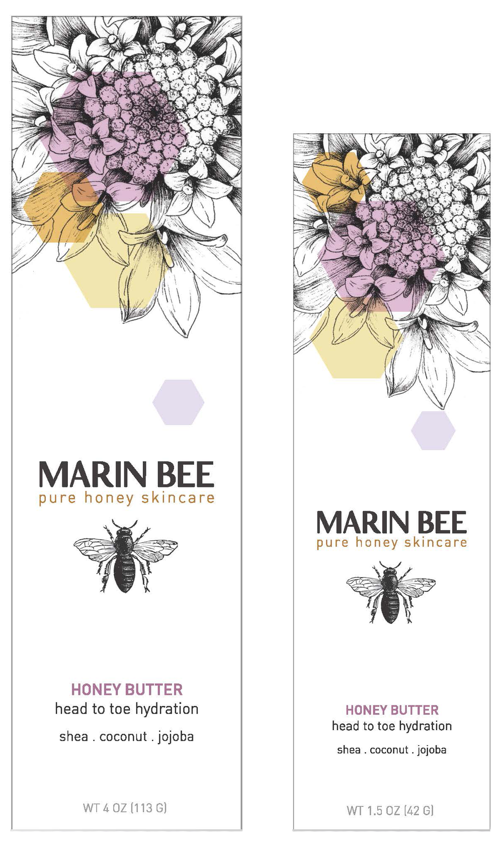 Marin Bee Pure Honey Skincare Honey Butter.png