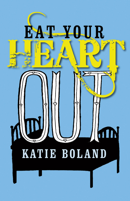 "Boland's collection of short stories, ""Eat Your Heart Out""."