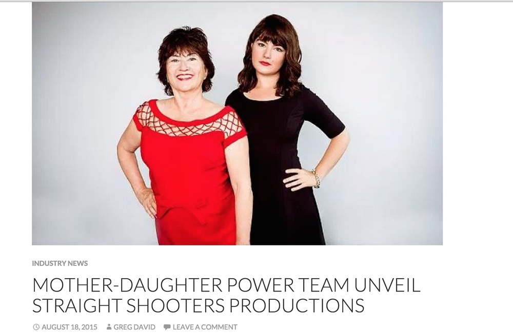 Straight Shooters and CBC development deal announced on Tv, Eh?
