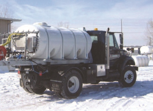 Liquid Equipment - Harmoney Deicing Products is now carrying the GVM Snow Equipment line of liquid and snow equipment.