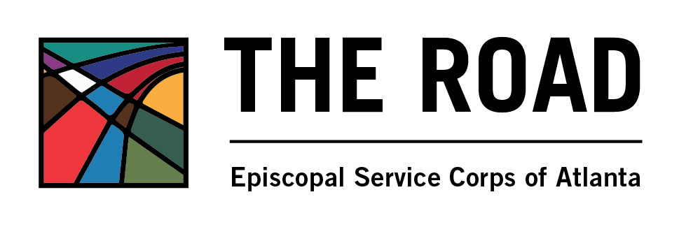 The Road #logo The Road Episcopal Service Corps Atlanta | design: GreenGate-Marketing.com