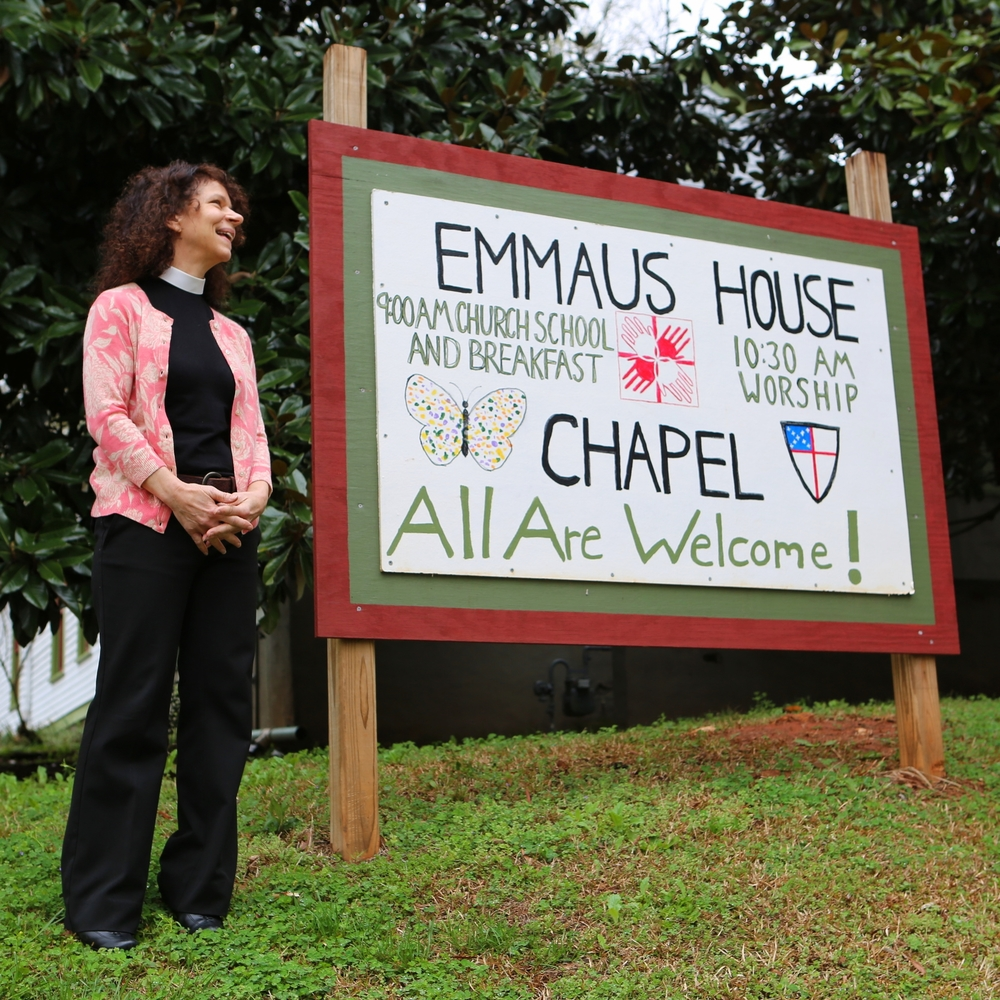 Emmaus House Chapel | The Road Episcopal Service Corps Atlanta | TheRoadAtlanta.org | Photo credit: GreenGate-Marketing.com