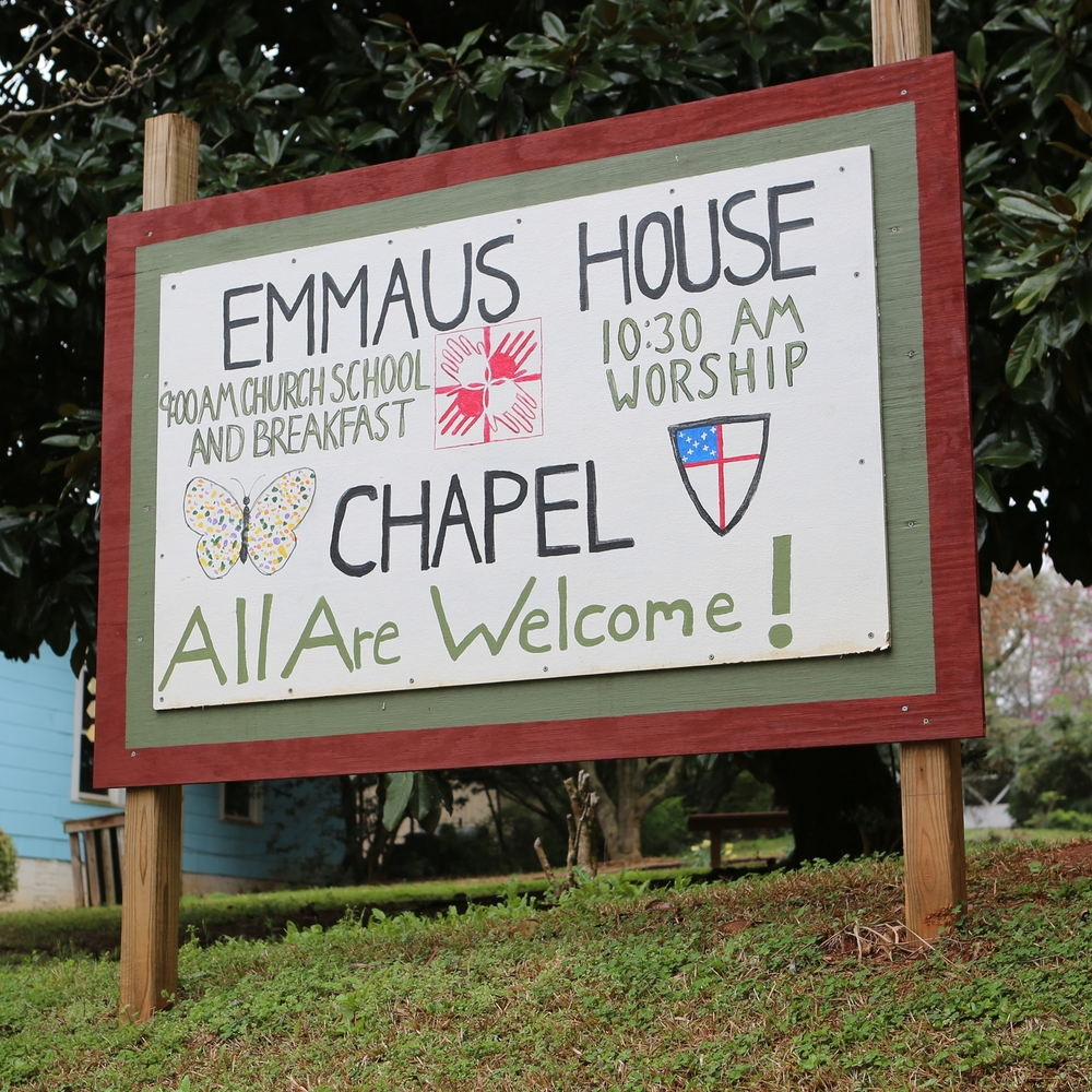 Emmaus House | The Road Fellows | The Road Episcopal Service Corps Atlanta | Photo credit: GreenGate-Marketing.com