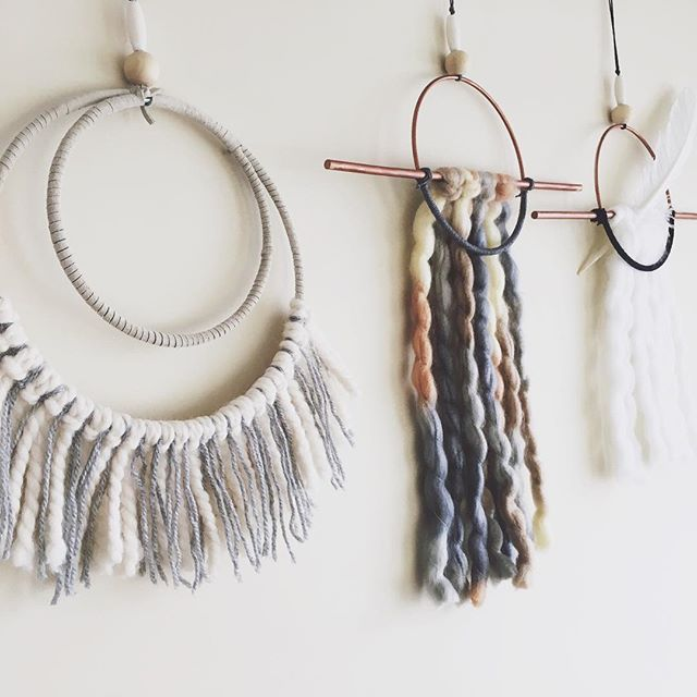 Excited to be hosting a wall hanging workshop next weekend with @sohohouse stay tuned!