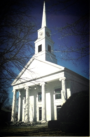 First Congregational Church Of Hatfield