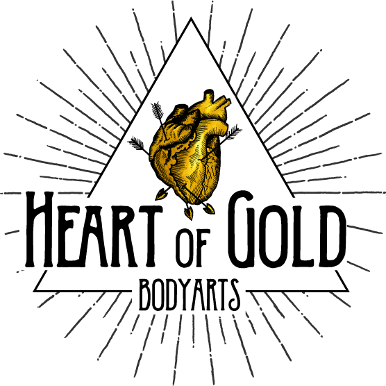 Heart of Gold Body Arts