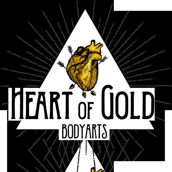 Heart Of Gold Body Arts