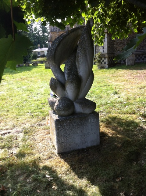 by Glynn Williams (Peter's grave)