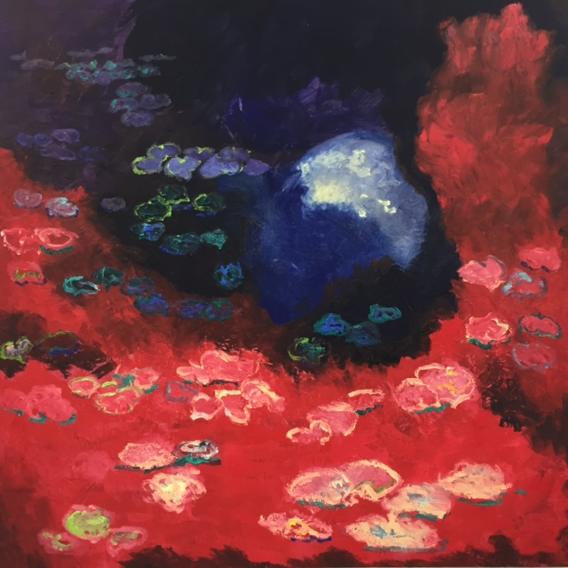 Red Reflections, Stephanie Burns, 2015