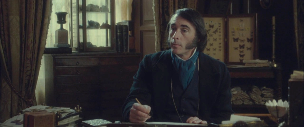 Greg Wise as John Ruskin in  Effie Gray