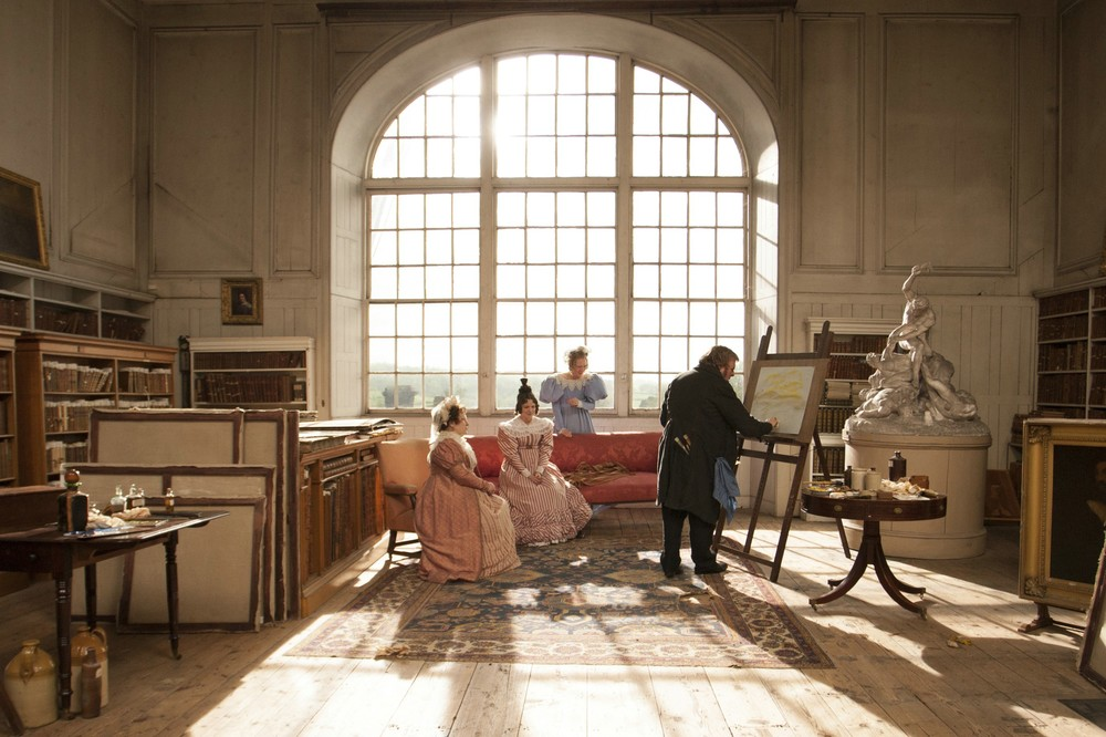 Still from  Mr. Turner
