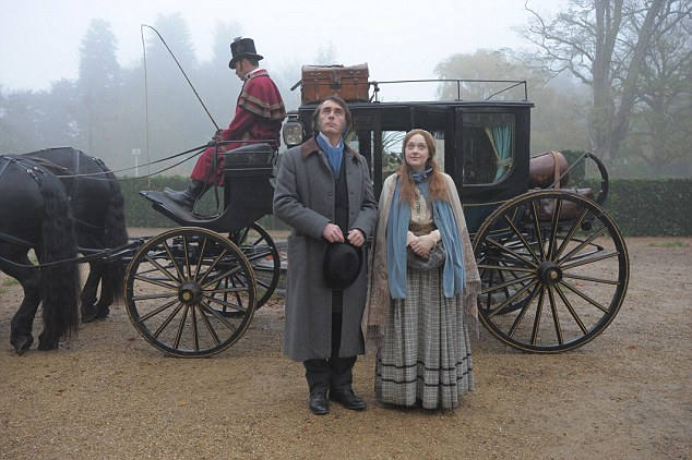 Still from  Effie Gray