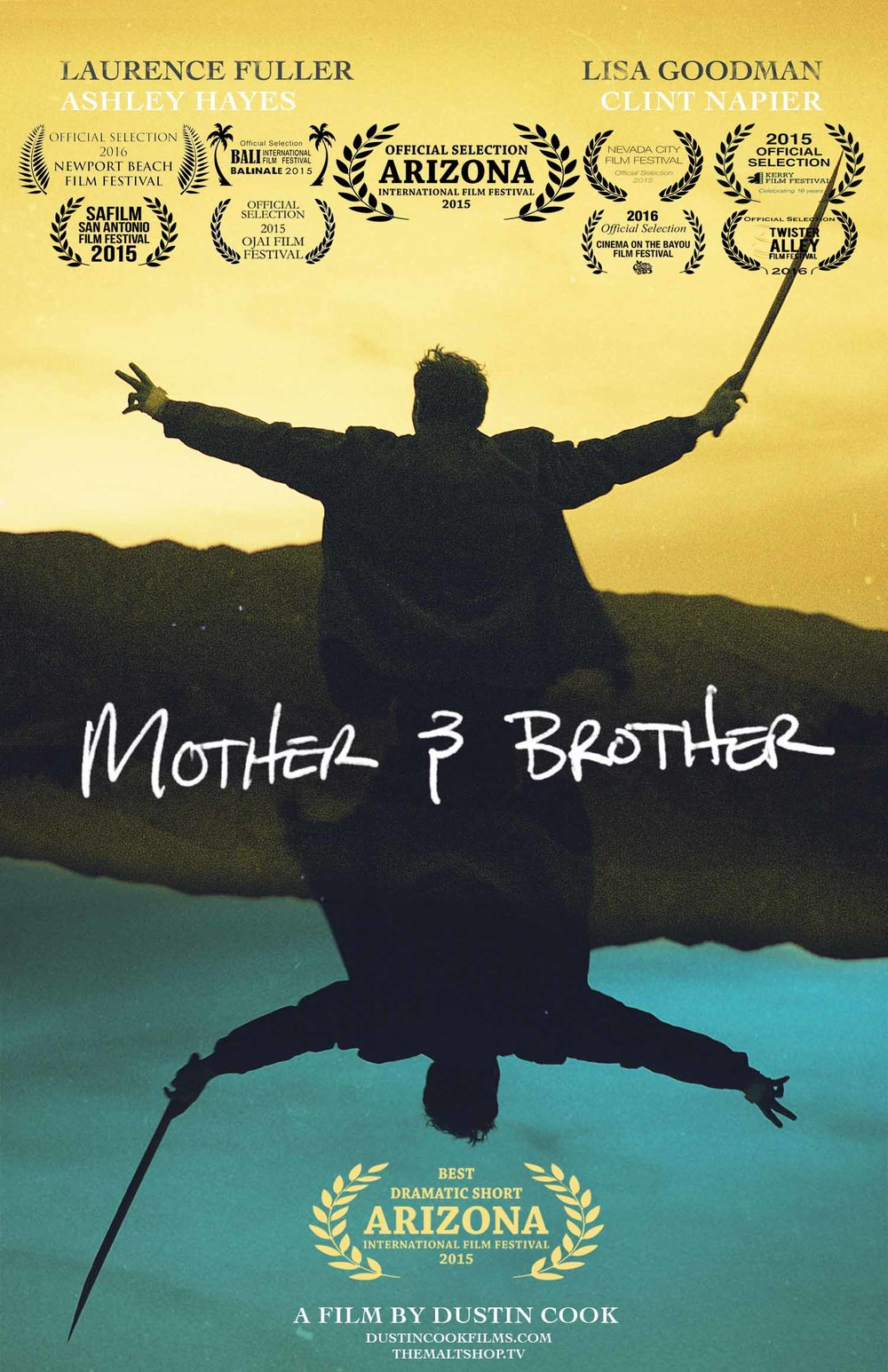 """Mother & Brother"" shows better than most studio shorts I've come across"" -  JT, Indyred ****"