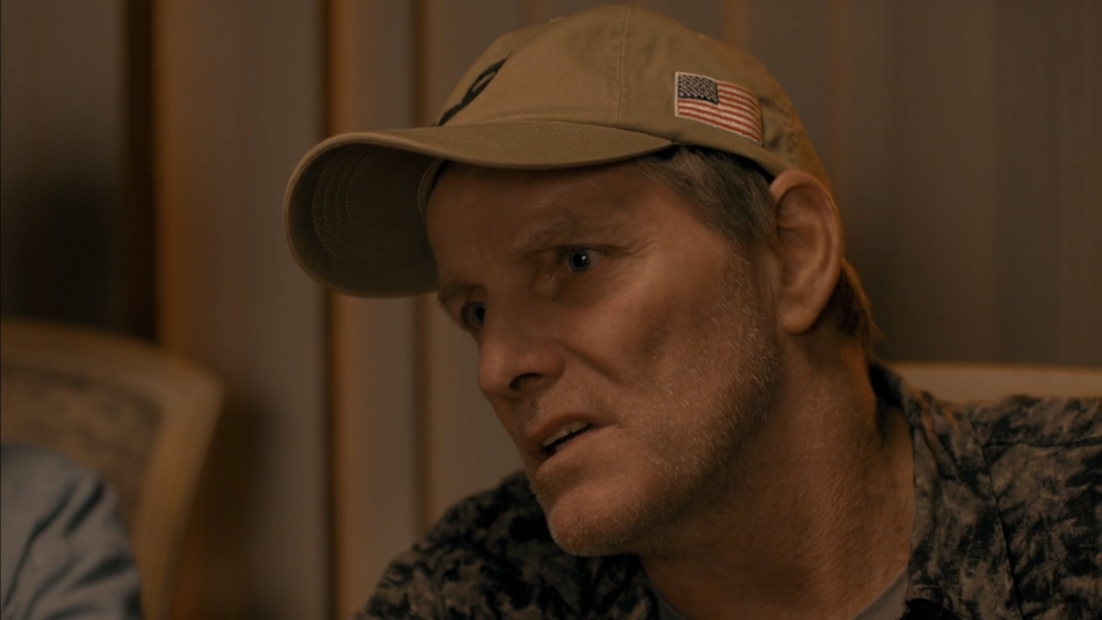 """You had what amounted to a Redneck, homophobic and almost chilling tour-de-force(on the Redneck scale) from Paul T. Murray as Bill. His cameo appearance looked like it was straight out of a Trump campaign rally. The lead stars were magnificent, but the actors playing the minor roles went a long way to making this film as great as it was."" - Ruthless Reviews 9.5/10"