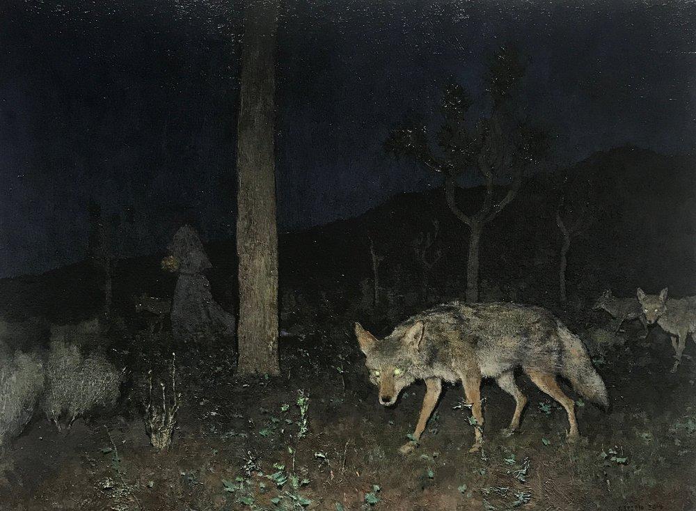 """John Brosio - """"Night Hunt"""""""