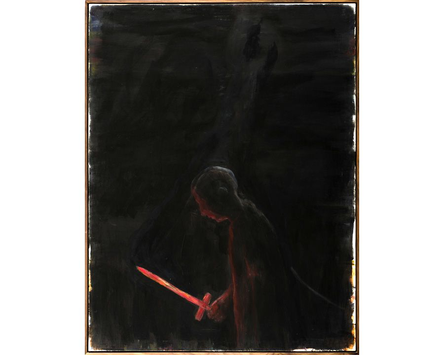 The Sword - by Enrique Martinez Celaya